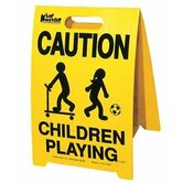 Driveway Safety Sign (Set of 2)
