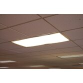 Classroom Light Filters - Whisper White - Set of 4