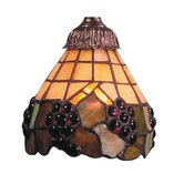 Mix-N-Match 6&quot; Mix Fruit Design Glass Shade