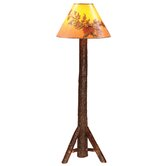 Fireside Lodge Floor Lamps