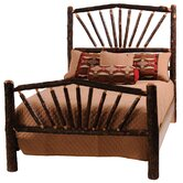 Hickory Slat Bed