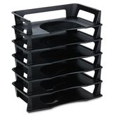 Regeneration Letter Tray, Six Tier