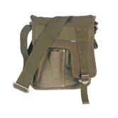 Deployment Cross-Body Bag in Green
