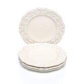 "Firenze 9.5"" Dessert Plate by Pamela Gladding (Set of 4)"