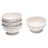 Firenze by Pamela Gladding Ice Cream Bowl (Set of 4)