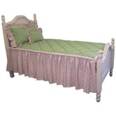 Girl's Bedding Set in Bubblegum Pink / Green