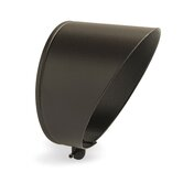 Medium Cowl Accessory  for Display Light in Architectural Bronze