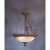 Larissa 3 Light Inverted Pendant