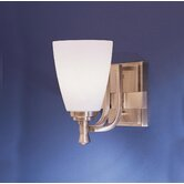 Bergen Wall Sconce in Brushed Nickel