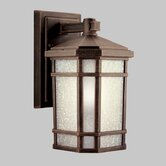 Cameron  Outdoor Wall Lantern in Prairie Rock