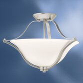 Langford 2 Light Semi Flush Mount