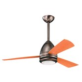 46&quot; Eva 3 Blade Ceiling Fan