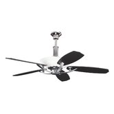 "56"" Palla 5 Blade Ceiling Fan"