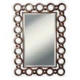 Wood Frame Bathroom Mirrors