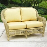 Montego Loveseat with Cushions