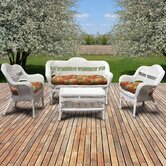 North Cape Wicker Seating Sets