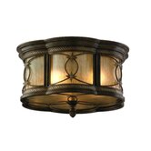 St. Moritz 1 Light Flush Mount