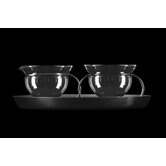 Mono Filio Sugar / Creamer Set by Tassilo von Grolman
