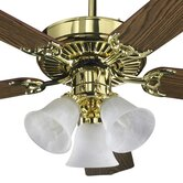 "52"" Capri 5 Blade Ceiling Fan"