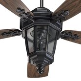 52&quot; Dimone 5 Blade Patio Ceiling Fan