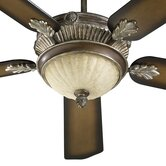 52&quot; Galloway 5 Blade Ceiling Fan with Remote