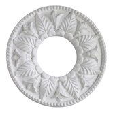 "1"" x 10"" Ceiling Medallion in Studio White"