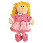 Tellatale Puppet Goldie Locks