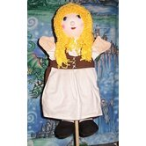 Goldie Locks Hand Puppet