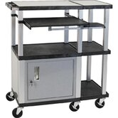 Tuffy Large Work Surface Presentation Station
