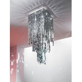 Glitter 5 Light Chandelier