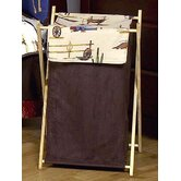 Wild West Cowboy Collection Laundry Hamper