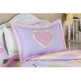 Sweet Kayla Collection Standard Pillow Sham