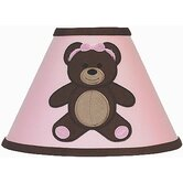 Teddy Bear Pink Lamp Shade