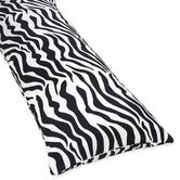 Zebra Pink Collection Body Pillow Case