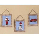 Fire Truck Collection Wall Hangings