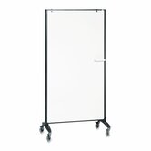 Motion Series Room Divider Partition in Fabric and Porcelain
