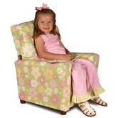 Cup Holder Ellie's Garden Kid's Recliner