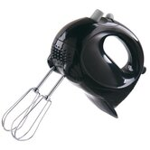Essentials Hand Mixer in Black