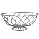 Spiral Wire Fruit Basket