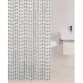 PEVA Shower Curtain in Metric