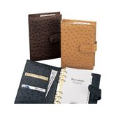 Budd Leather Agenda/Padfolios
