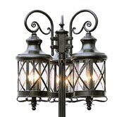 TransGlobe Lighting Post Lanterns