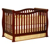 Athena Nadia Convertible Crib with Toddler Rail