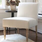 Bradstreet Marzipan Slipper Chair