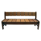 Cedar Delite Outdoor Benches