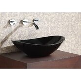 Oval Stone Vessel Sink