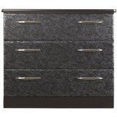 Nelson 3 Drawer Chest