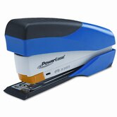 PowerEase Stapler, 20 Sheet Capacity, Blue