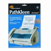 PathKleen Printer Roller Cleaner Sheets, Pack of 10