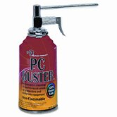 Read Right Pc Duster Spray, Trigger Valve Assembly, 10 Oz Can
